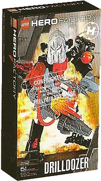 [Sets] HERO FACTORY 2011 : toutes les 1ères images - Page 6 Drilldozer
