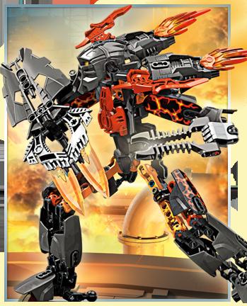 [Sets] HERO FACTORY 2011 : toutes les 1ères images - Page 6 Fire_lord