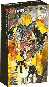 [Sets] HERO FACTORY 2011 : toutes les 1ères images - Page 6 Jetbug