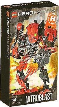 [Sets] HERO FACTORY 2011 : toutes les 1ères images - Page 6 Nitroblast